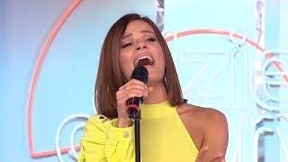 """Piękna Natalia Szroeder i """"Nie oglądam się"""" na scenie DDTVN [Dzień Dobry TVN]"""