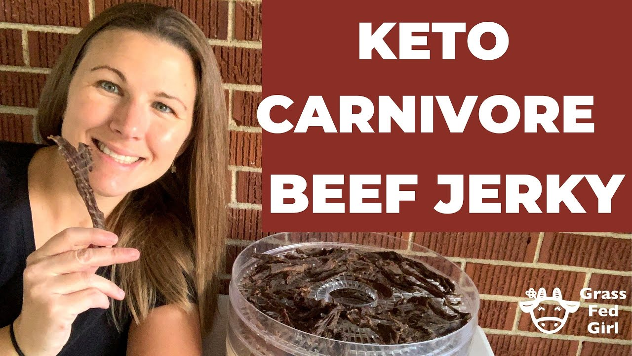 can i eat beef jerky on carnivore diet