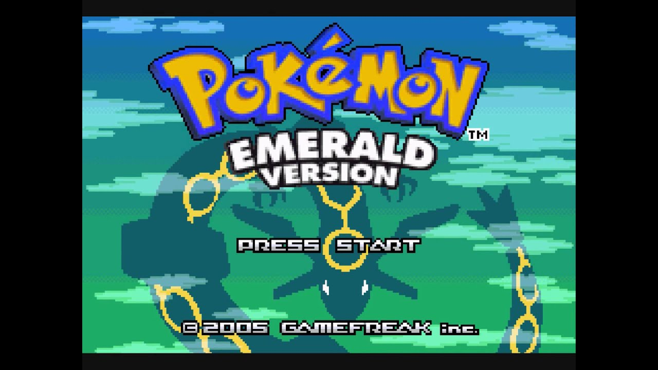 Image result for Pokemon Emerald