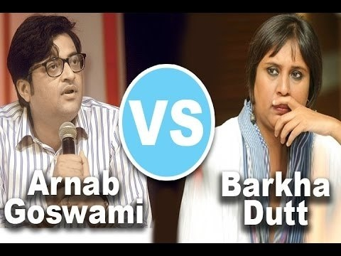 Arnab Goswami 's daring latest Speech - Insults Barkha Dutt, explains about REPUBLIC