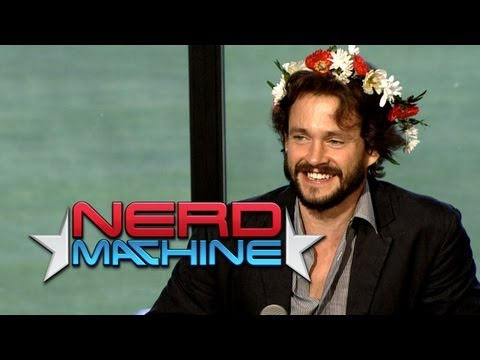 """Hannibal"" Highlights: Conversation with the Cast & Creators - Nerd HQ (2013) HD - Hugh Dancy"