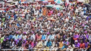 #LabourDay 2017: Kenyans commemorate workers' day