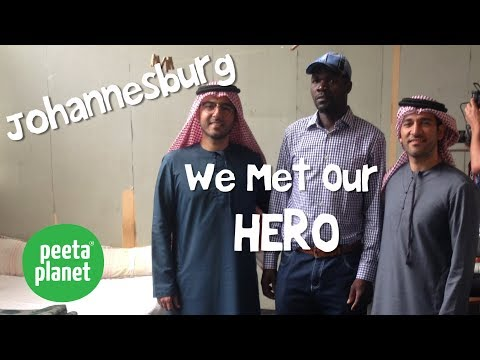 Peeta Planet | South Africa | Johannesburg | S02E11