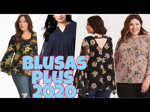 Blusas2020/Blusa Floreadas/Lindos Estampados Blusas En Moda Y En Tendencia