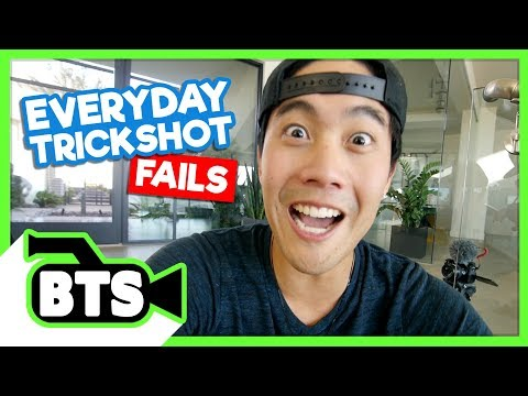 Everyday Trickshot Fails (BTS)