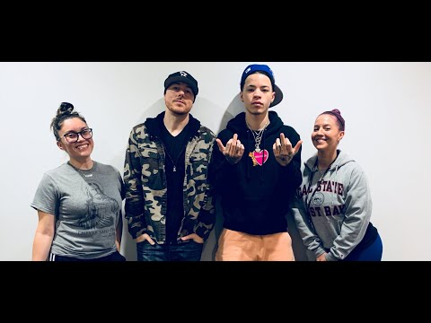 The Wake Up Show - WATCH: Lil Mosey In The Studio!