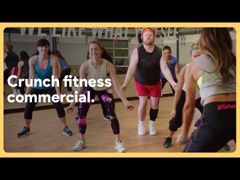 Crunch Fitness TV Commercial