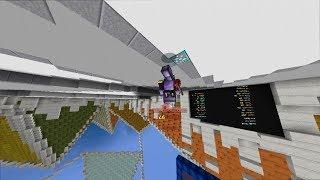Upside Down Minecraft...