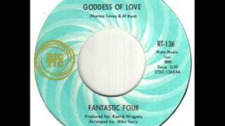 Fantastic Four Goddess Of Love