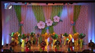 Отчётный концерт шоу-группы «Мастер» и студии эстрадного танца «Капитошки»