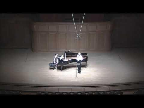 Izumi Hall Osaka ~ Bach Recital & Ravel for 2 Pianos