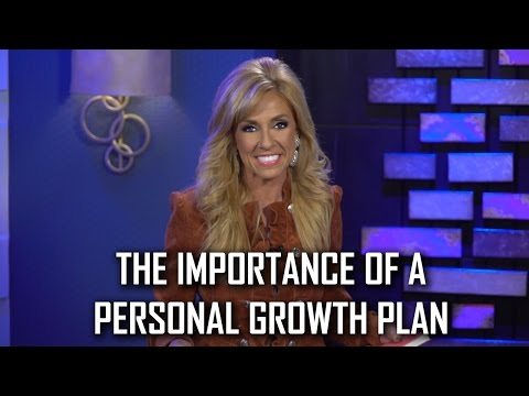 The Importance of a Personal Growth Plan