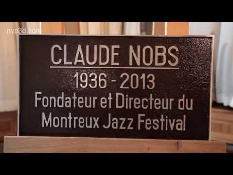 Avenue Claude Nobs