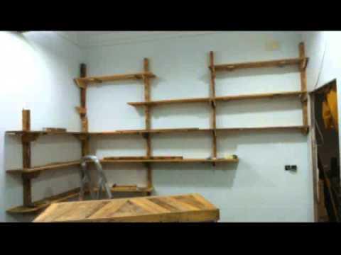Como hacer muebles de palets youtube - Hacer muebles baratos ...
