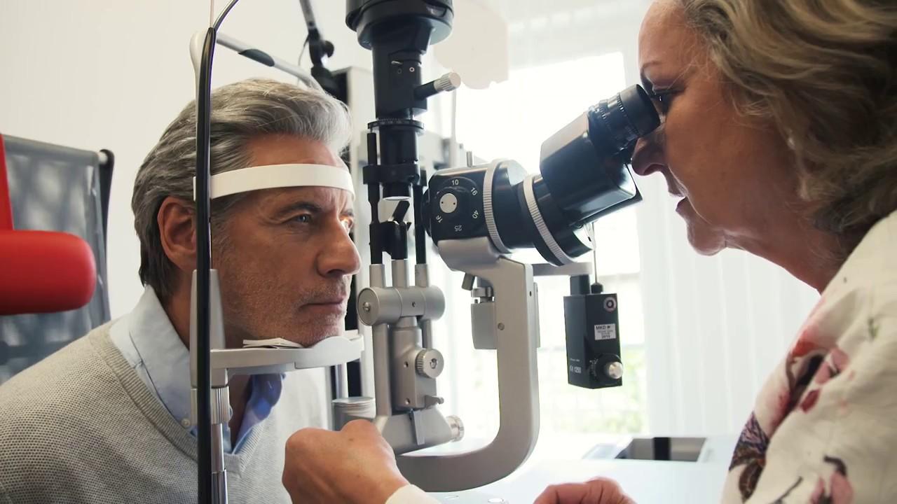 Diagnose und Therapie des Glaukoms. Im Gespräch mit Dr