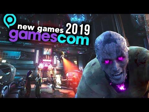Top 10 NEW Games of GAMESCOM 2019