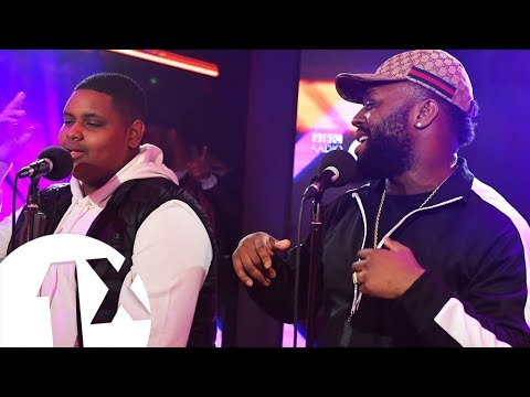 Cadet x Deno - Advice - MistaJam's Christmas Party
