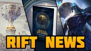 Rift News: 10 Year Anniversary, Official Lore Book, NEW Skins