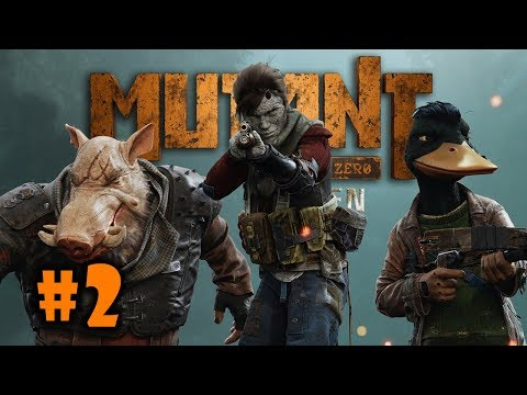 Mutant Year Zero: Road To Eden | #2 - ARK YOLUNDA!