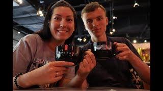 Побывали в кафе из сериала Друзья Central Perk! Влог из Сингапура