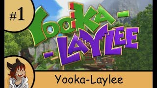 Yooka Laylee part 1 - The one book