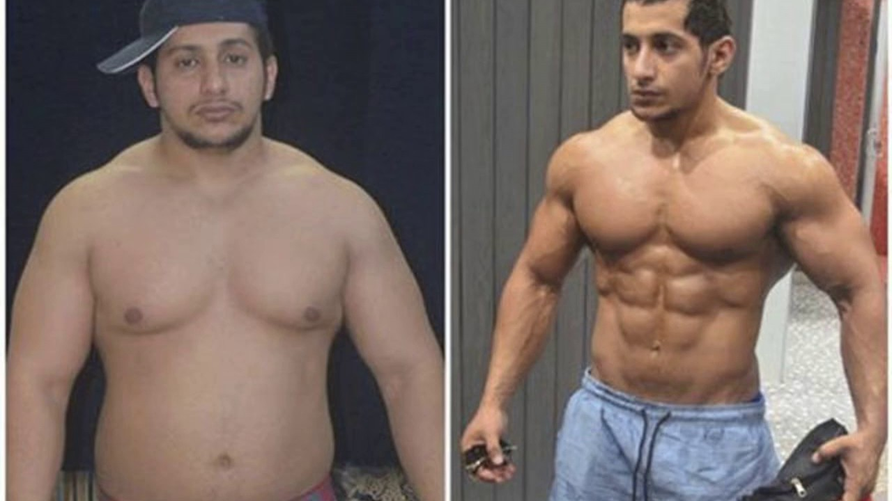 After Before Crossfit