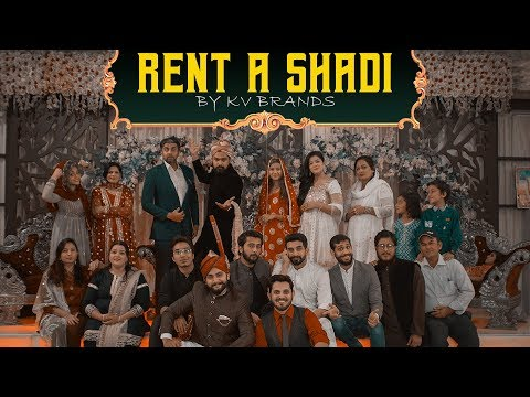 RENT A SHADI By KV BRANDS | Karachi Vynz Official