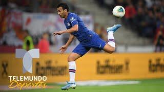 Alerta Puskas El golazo de escorpin de Pedro con el Chelsea  Telemundo Deportes