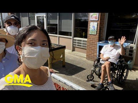 COVID-19 survivor faces million-dollar hospital bill l GMA