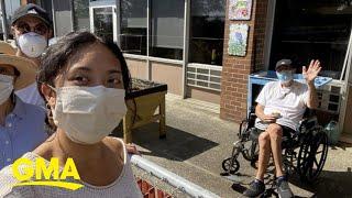 COVID-19 survivor faces million-dollar hosṗital bill l GMA