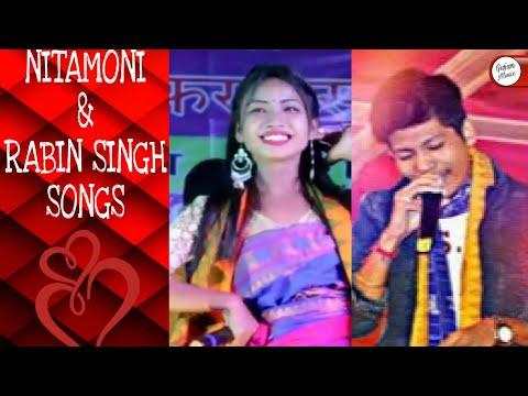 Nitamoni & Rabin Singh Songs