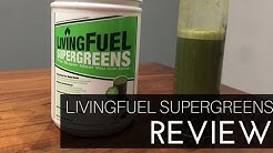 LivingFuel SuperGreens Review