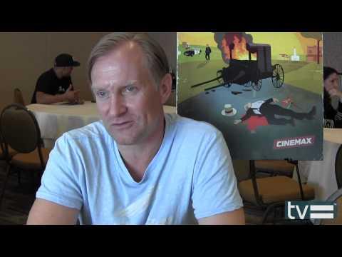 Ulrich Thomsen   Banshee Season 3