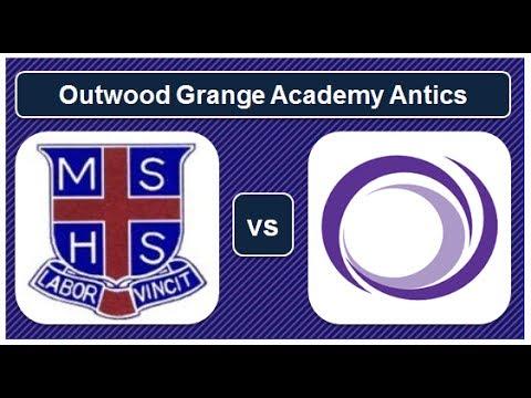 Outwood Grange Academy - Prematch and Postmatch Antics