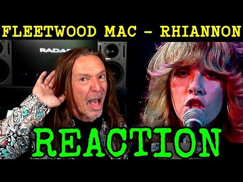 Vocal Coach Reaction To Fleetwood Mac -Rhiannon - Ken Tamplin