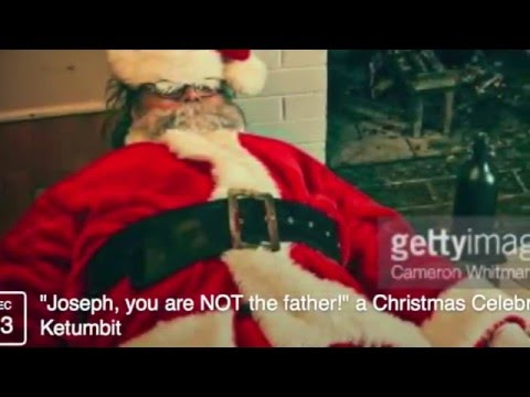 """""""Joseph, You Are Not The Father"""", A Christmas Celebration With Dinesh."""