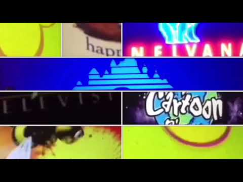 Bear, Little Einsteins, Madeline, Wiggles, Higglytown, Mickey, Stanley, Olie, Manny Credits Remix