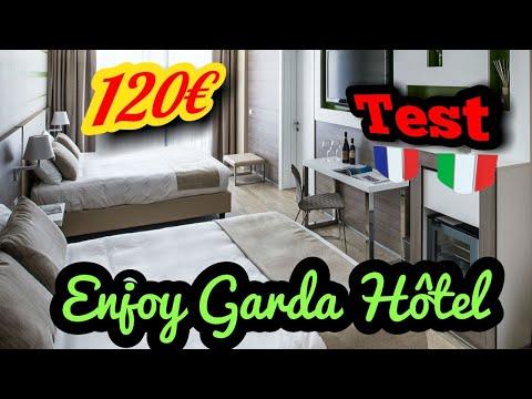 Enjoy Garda Hôtel Pescara Peschiera Avis Voyageur Italie