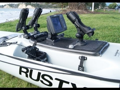humminbird fish finder install to stealth kayaks profisha 575, Fish Finder
