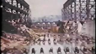 「呉空襲の被害状況」 米国戦略爆撃調査団