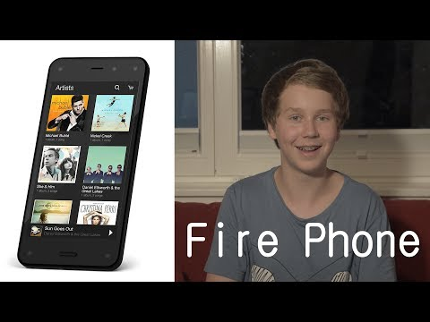 Amazon Fire Phone: First Impressions!
