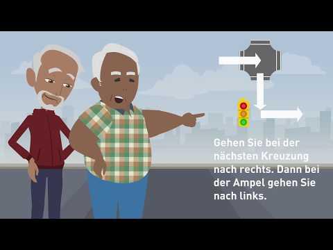Deutsch lernen mit Dialogen / Lektion 47 / Akkusativ und Dativ / Nebensätze mit weil / Komparativ