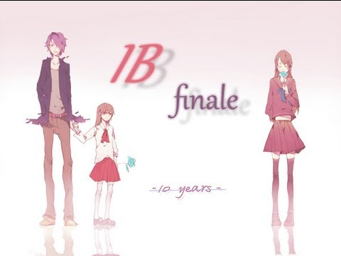 WILL IT BE A HAPPY ENDING? - Let's Cry - Ib - Finale