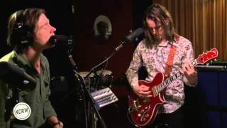 "Cage The Elephant performing ""Trouble"" Live on KCRW"