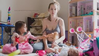 Mom With Postpartum Depression Shows Reality Of Having a Mental Illness