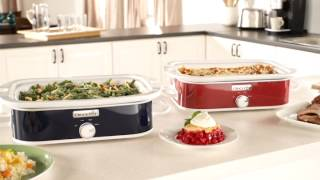 Crock-pot® Casserole Crock Slow Cooker