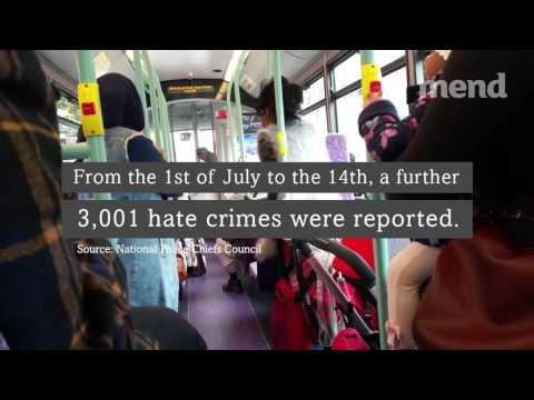 The Massive Rise in Hate Crime After Brexit
