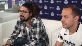 FIFA 18 - Entrevista con Marcelo Diaz