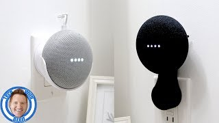 Google Home Mini Mount Review for HomeHod & Nothing Like This