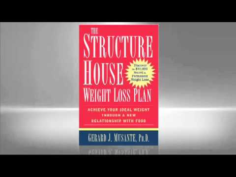 Dr. Gerard J. Musante: Structure House Weight Loss Plan